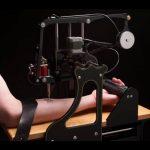 Татуировку поможет нанести… 3D-принтер
