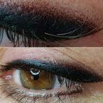 Татуаж (перманентный макияж) глаз (век)